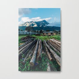 Outside Ibarra (Ecuador) Metal Print