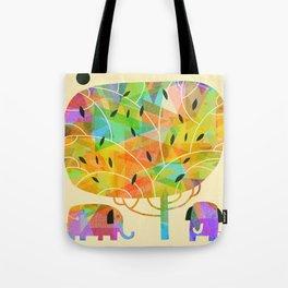 SHADE TREE Tote Bag