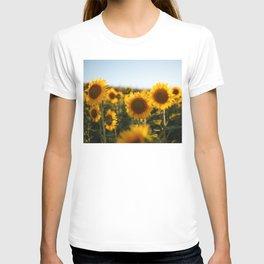 Sunflower's Season (II) T-shirt
