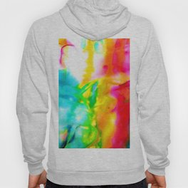 Abstract Bliss 5H by Kathy Morton Stanion Hoody