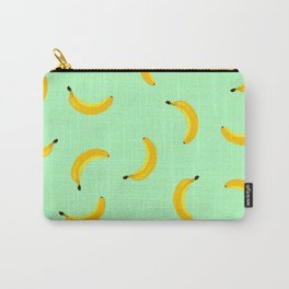 Blue Banana Carry-All Pouch