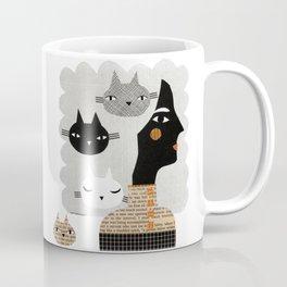STRAY CAT Coffee Mug