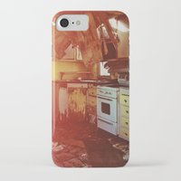 kitchen iPhone & iPod Cases featuring kitchen by TriReeval