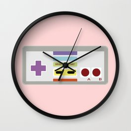 NINTENDO II Wall Clock