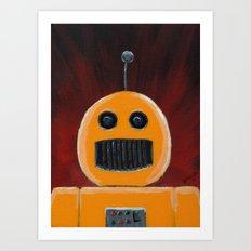 Robbie Art Print