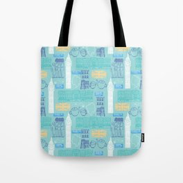 Queen and Country - Mint Tote Bag