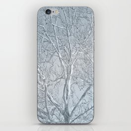 Waiting to Be Clothed iPhone Skin