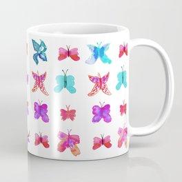 Teeny Butteflies Coffee Mug