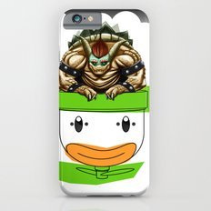 King Koopa & His Clown Car Slim Case iPhone 6s