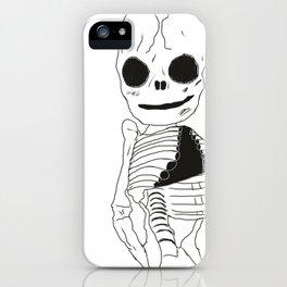bonesy understands you  iPhone Case
