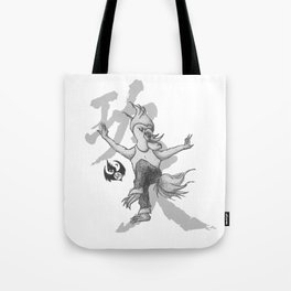 KungFu Zodiac - Rooster Tote Bag
