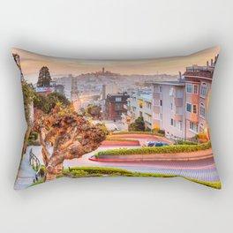 San Francisco 01 - USA Rectangular Pillow