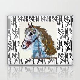 Girls & Horses II Laptop & iPad Skin