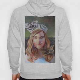 The White Crown Hoody