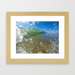 Summer's Creation Framed Art Print