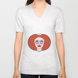 Magenta - The Rocky Horror Picture Show Unisex V-Neck