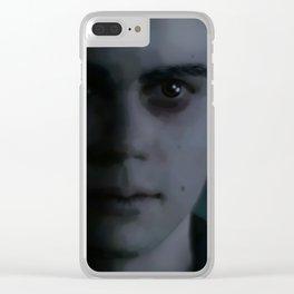 Nogitsune Stiles Clear iPhone Case