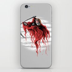 red reaper iPhone & iPod Skin