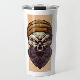 Bonehead Travel Mug