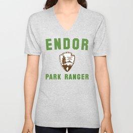 Endor Park Ranger Unisex V-Neck