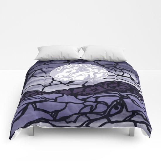 Cracked Comforters