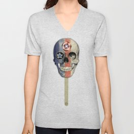 Captain Pop Unisex V-Neck