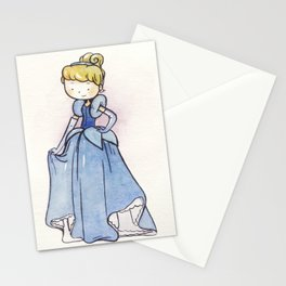 Cinderella Stationery Cards