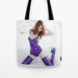 Purpleicious Tote Bag