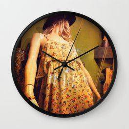 Boogie On, Nonhuman Woman! Wall Clock