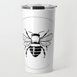 Simple Bee Travel Mug