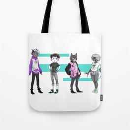 Monster Squad Tote Bag