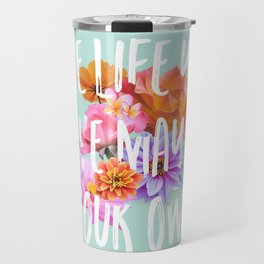 TLYS Mint Travel Mug