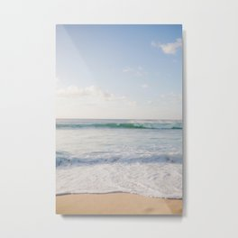Hawaiian Golden Hour Metal Print