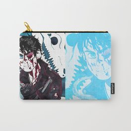 Blue Hell Carry-All Pouch