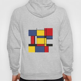Downtown, Tribute to Mondrian Hoody