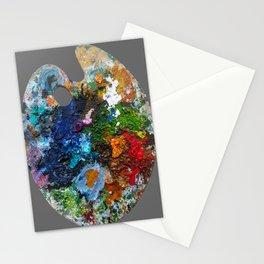 Oil Palette 2015 summer Stationery Cards