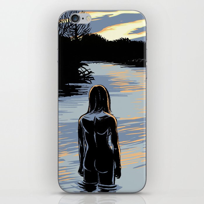 The Sunrise iPhone Skin