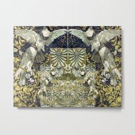 Anton Seder Doves Metal Print