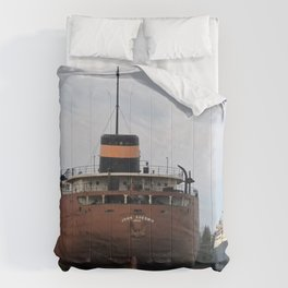 John Sherwin Freighter Comforters