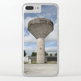 Callan #01 - Water Towers of Ireland Clear iPhone Case