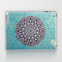 Yazd Tilework Laptop & iPad Skin