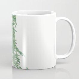 Mesembryanthemum expansum (Iceplant) from Histoire des Plantes Grasses (1799) by Pierre-Joseph Redou Coffee Mug