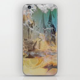 The Oz, By Sherri Of Palm Springs iPhone Skin