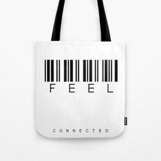 barcode FEEL Tote Bag
