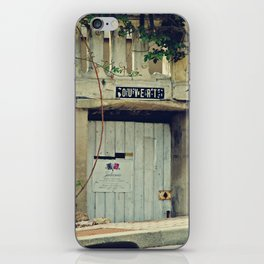 Ouvert iPhone Skin
