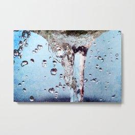 Water Gimmick Metal Print