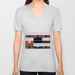 It's been a long road - Star Trek: Enterprise ENT - startrek Trektangle minimalist - trektangles Unisex V-Neck