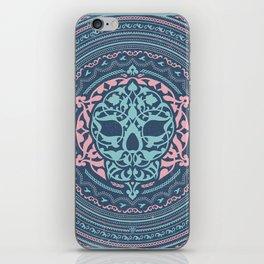 Skull Patterns iPhone Skin