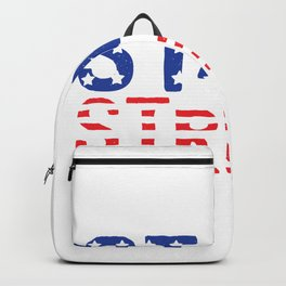 Stars and Stripes American Flag USA Backpack