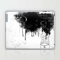Cash Rules Laptop & iPad Skin